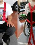 cinture sicurezza disabili