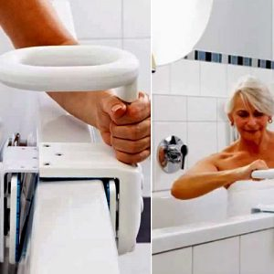maniglia per vasca