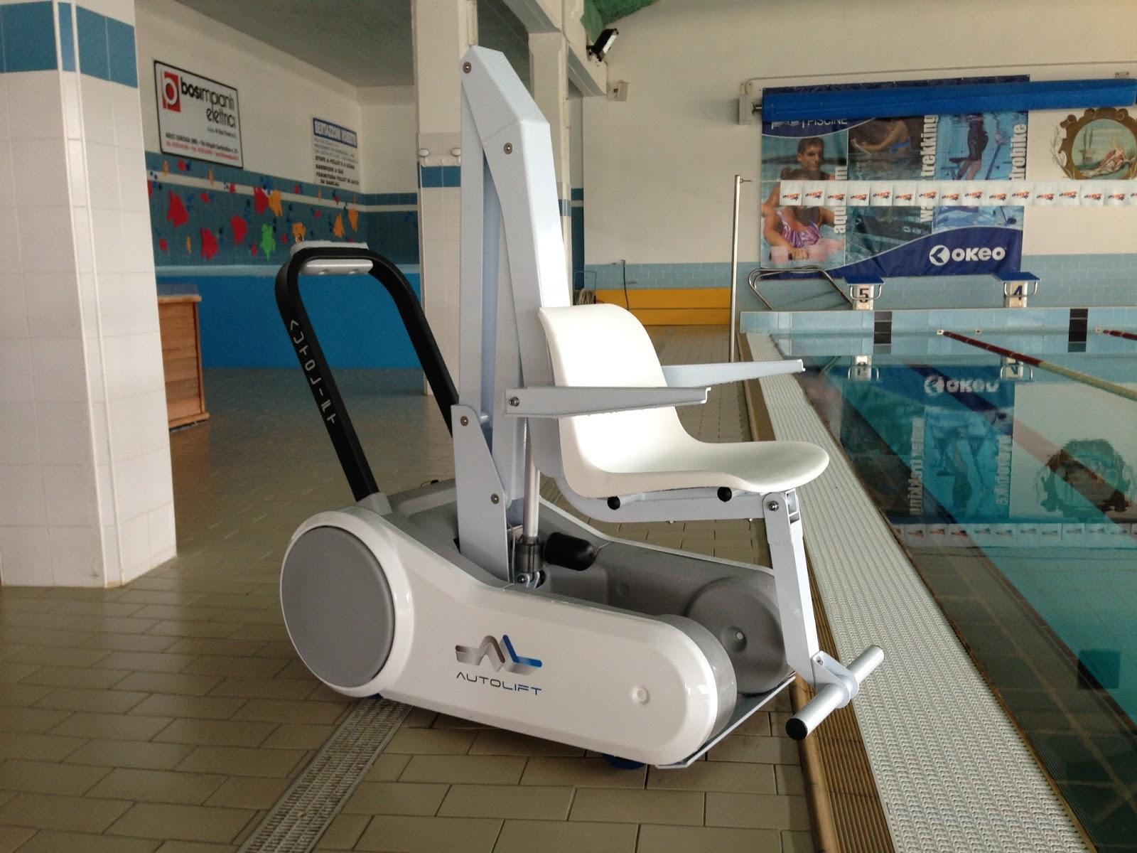 Sollevatori Mobili Per Piscina : Sollevatore per vasche la piscina è per tutti