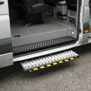 gradini elettrici per disabili