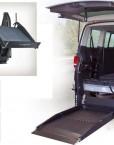 pedane furgoni per disabili