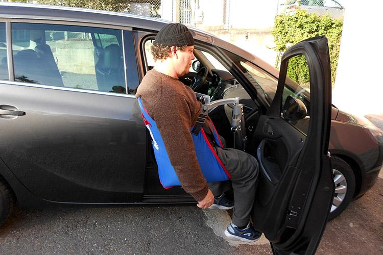 Gruetta auto disabili