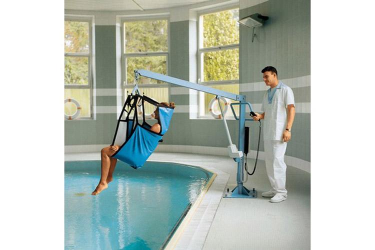 Sollevatori Mobili Per Piscina : Sollevapersone per piscina liftpool