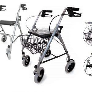Deambulatore per disabili